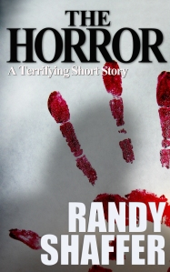 The Horror Short Story Cover