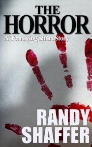 The Horror Short Story Cover